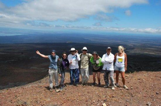 4-dags Galapagos Landtur Besøg...