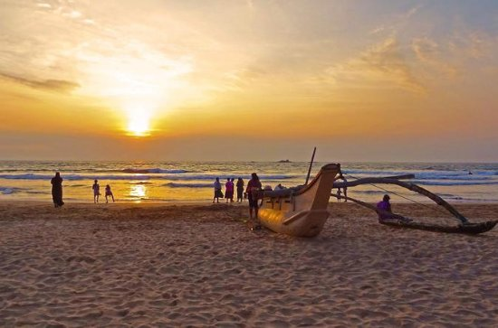 10 Nights Sri Lanka Beach Tour