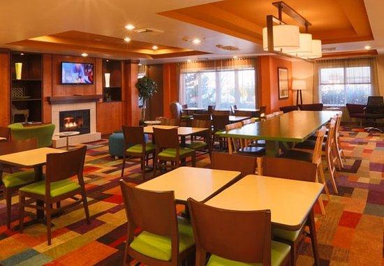 Burlington, WA: Lobby