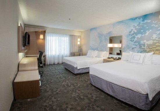 Raynham, Массачусетс: Queen/Queen Guest Room
