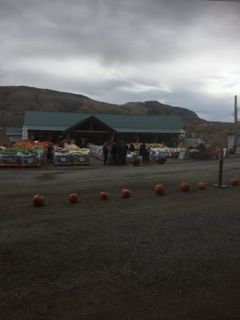 Ashcroft, Canada: Thanksgiving weekend