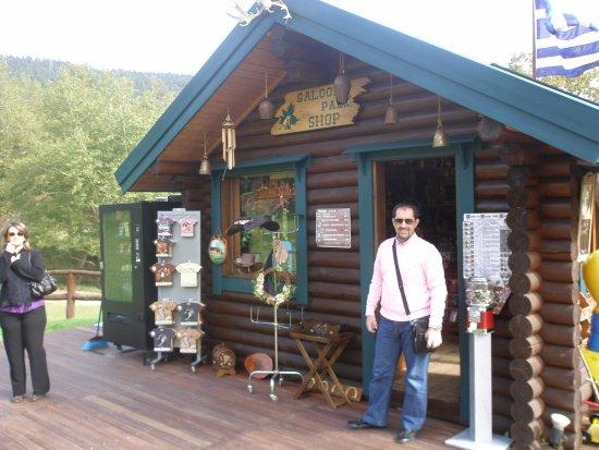 Saloon shop - Picture of Saloon Park, Karpenisi - TripAdvisor