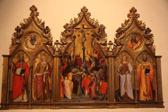 Museo Nazionale di Villa Guinigi: Элемент коллекции Музея