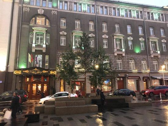 Hotel Savoy Moscow: Спортзал