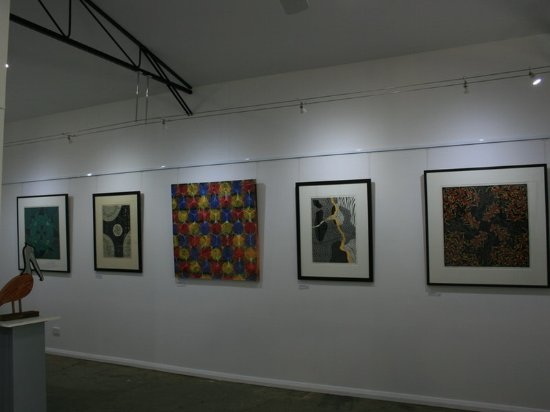 Corowa, Austrália: Inside gallery