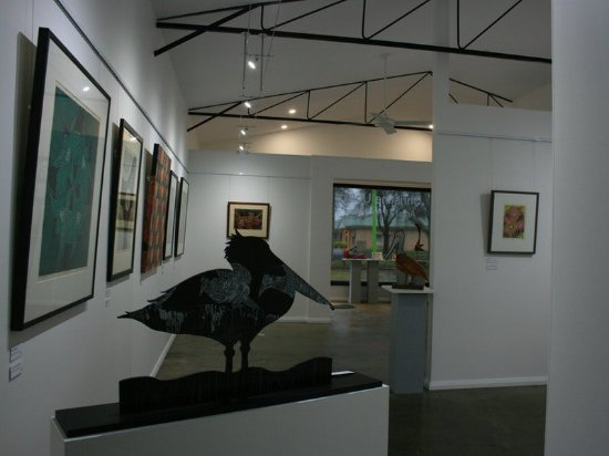 Corowa, أستراليا: Inside gallery