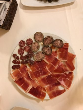 Sant Marti de Llemena, Spanyol: Local produce