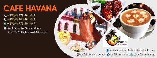 Mbarara, Uganda: Cafe Havana