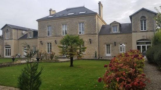 Tracy-sur-Mer, Frankreich: Our chateau!