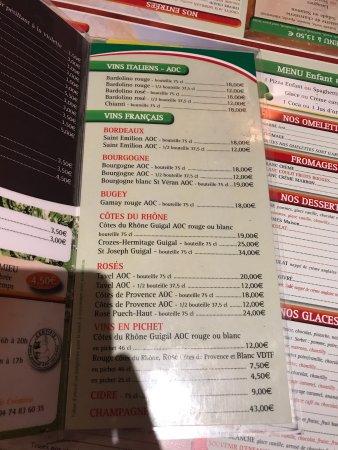 La pizza cremieu restaurantanmeldelser tripadvisor for Restaurant cremieu