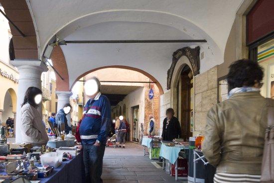 Cucine Usate Romano Di Lombardia.Mercatino Dell Usato Foto Di Osteria Vecchio Pergoletto