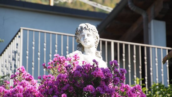 Maslianico, Italia: Il Giardino Botanico Bed and Breakfast