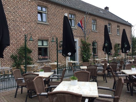 Beesel, The Netherlands: The terrasse
