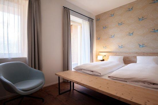 Berghotel Randolins: Panorama Doppelzimmer