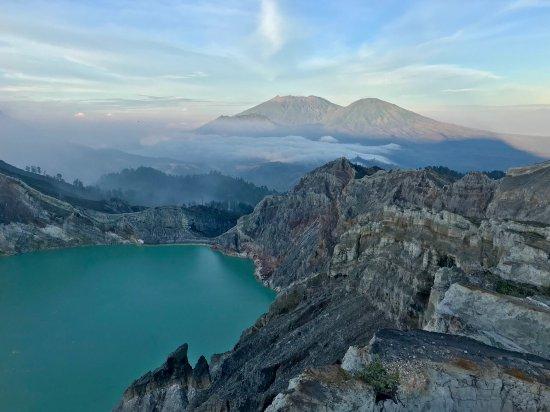 Mount Bromo Ijen Tour: Mount Ijen