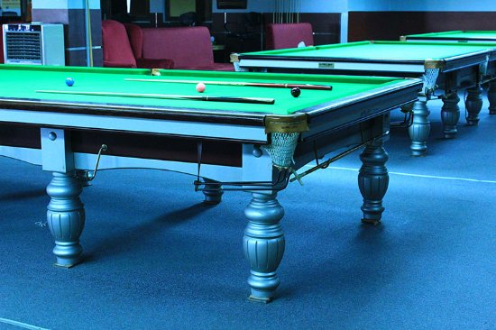 Snooker hall in Salmiya