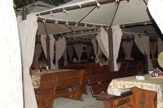 Immagine ristorante Oceanic presso Olimp