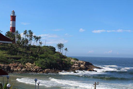 @ Lighthouse Beach , Kovalam