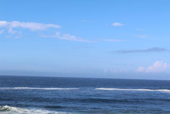 The Arabian Sea @ Lighthouse Beach , Kovalam