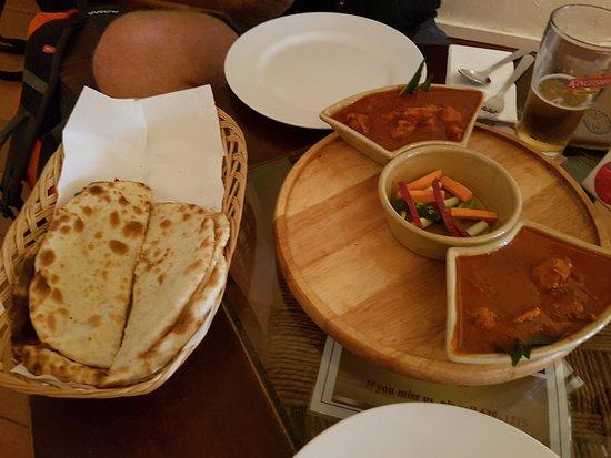Lagnaa...barefoot dining: Notre commande pour 70€