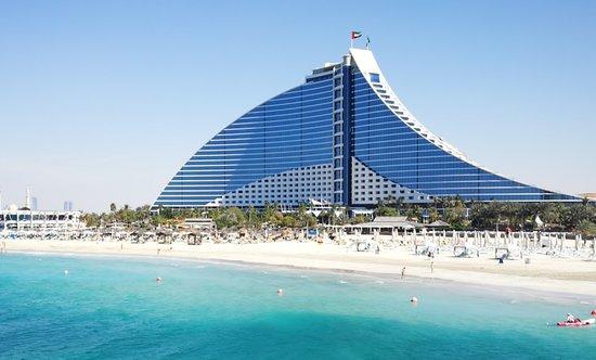 Jumeirah Beach Hotel Picture Of Dubai