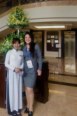 Indochine Palace : Hotel Staff