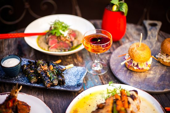 Christmas Lunch Food Coma Review Of Libertine Restaurant