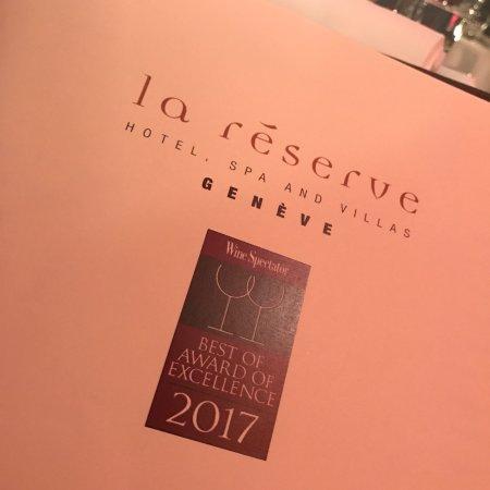 La Réserve Genève - Hôtel and Spa : photo3.jpg