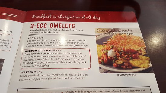 Monroeville, PA: Omelets