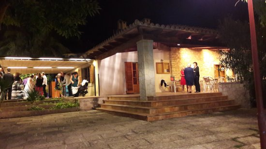 Binissalem, สเปน: Restaurante Can Arabi