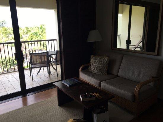 terrazzo coperto - Picture of Mauna Lani Bay Hotel & Bungalows ...
