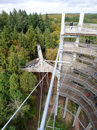 Orscholz, Jerman: Eher seltsame Konstruktion