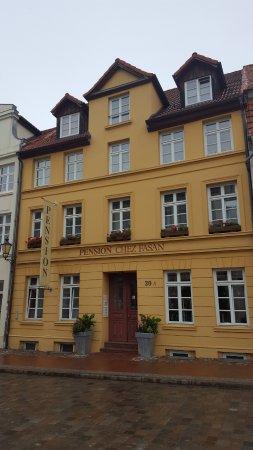 Hotel Pension Chez Fasan In Wismar