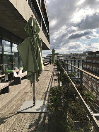 Dachterrasse Bild Von Side Design Hotel Hamburg Hamburg Tripadvisor