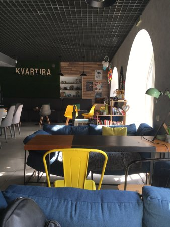 Time-Cafe Kvartira №1