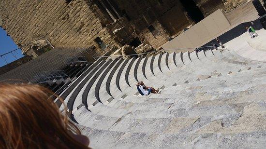 Όραντζ, Γαλλία: Roman theatre