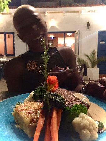 Cachoa Restaurant: Filet !!!!