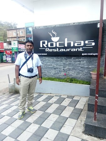 Rochas Restaurant : @ Rochas Retaurant