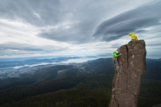 Rock Climbing Adventures Tasmania