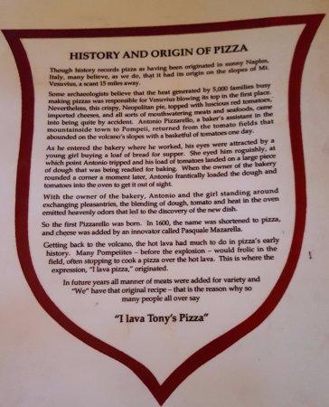 Highland Falls, NY: Pizza History