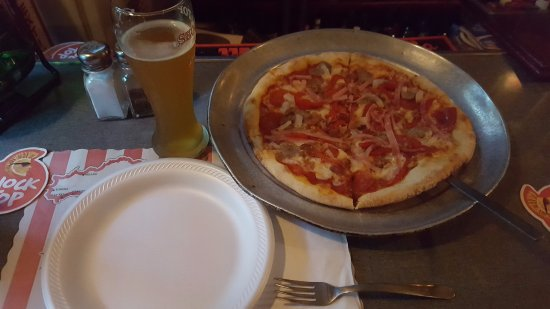 Highland Falls, Estado de Nueva York: Pizza
