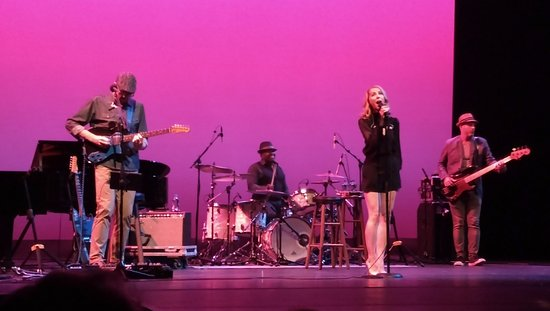 Diana Wortham Theatre: A soulful evening with Morgan James
