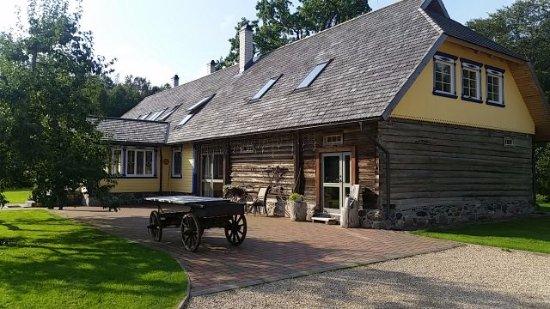 Parnu County, Estonia: Sleeping + seminar rooms