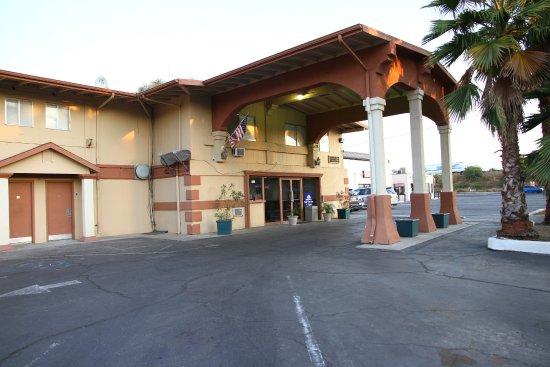 Merced, CA: L'entrée