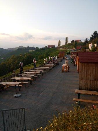 Kitzeck im Sausal, Austria: Ausruhen, geniesen, erholen ....