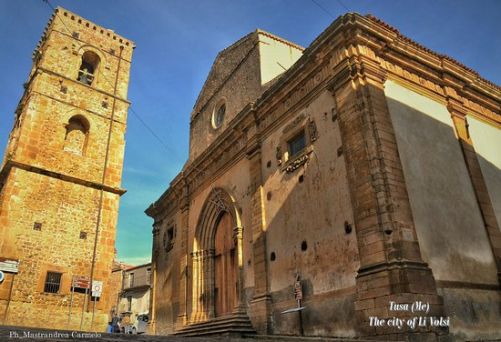 Tusa, Italy: Chiesa di Santa Maria Assunta