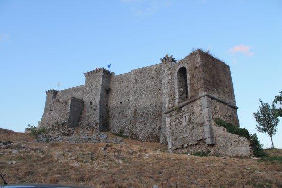 Sicignano degli Alburni, Italien: castello s