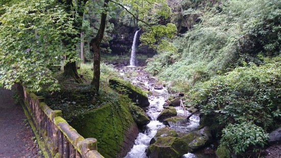 Sengataki Falls