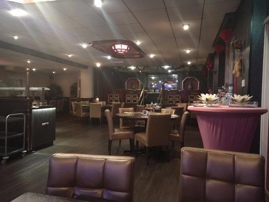 Roden, The Netherlands: Het restaurant
