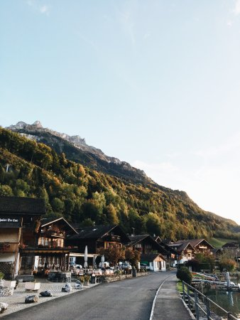 Iseltwald, Switzerland: really lovely town